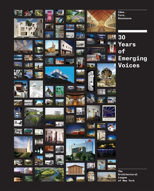 "How the Architectural League's ""Emerging Voices"" Award Predicted 30 Years of Architectural Development, Courtesy of Princeton Architectural Press"
