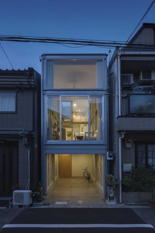 Kakko House / YYAA, © Keishiro Yamada