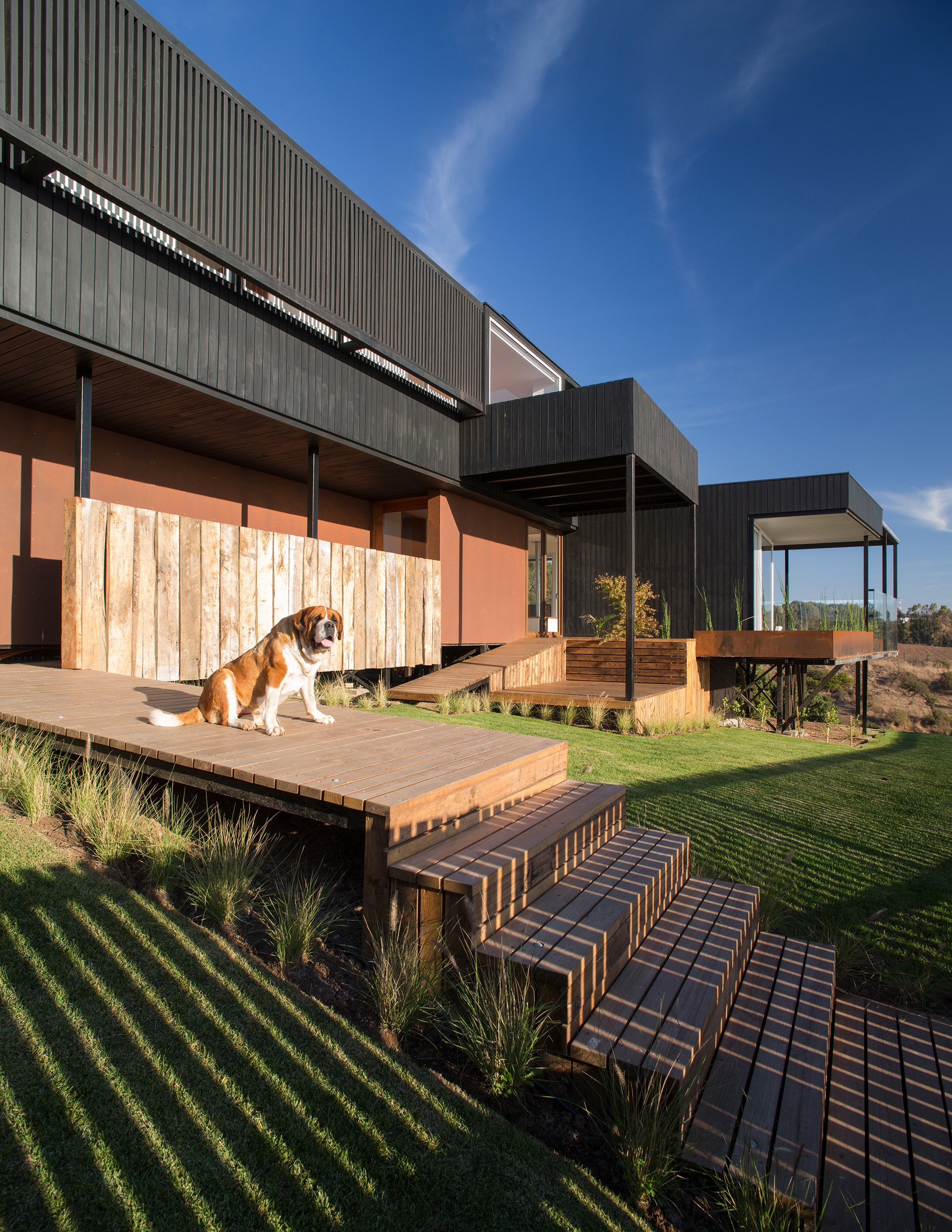 Galeria de casa gb ema arquitectos 6 for Arquitectos para casas