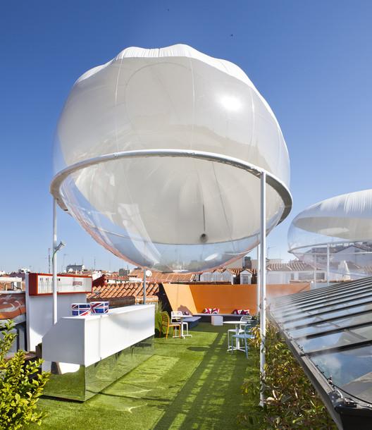 The Clouds Observatory  / Carolina González Vives, © Nacho Uribe Salazar