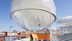 El observatorio de nubes  / Carolina González Vives