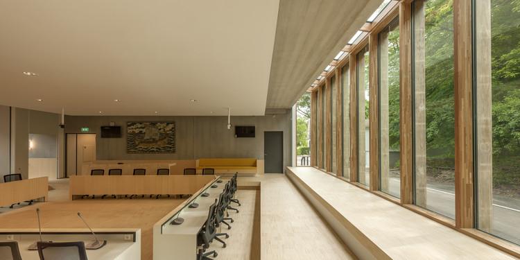 Town Hall Bloemendaal / NEXT architects, © Dirk Verwoerd