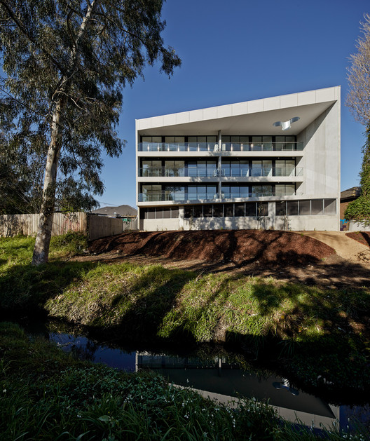 Trinity Apartments / K20 Architecture, Courtesy of K20 Architecture