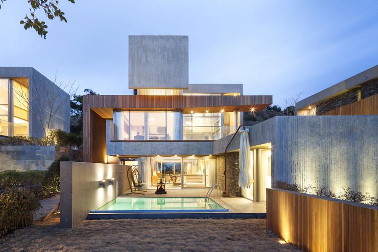 Piscina Y Villa Jeju Bayhill Kim Dong Jin L Eau Design