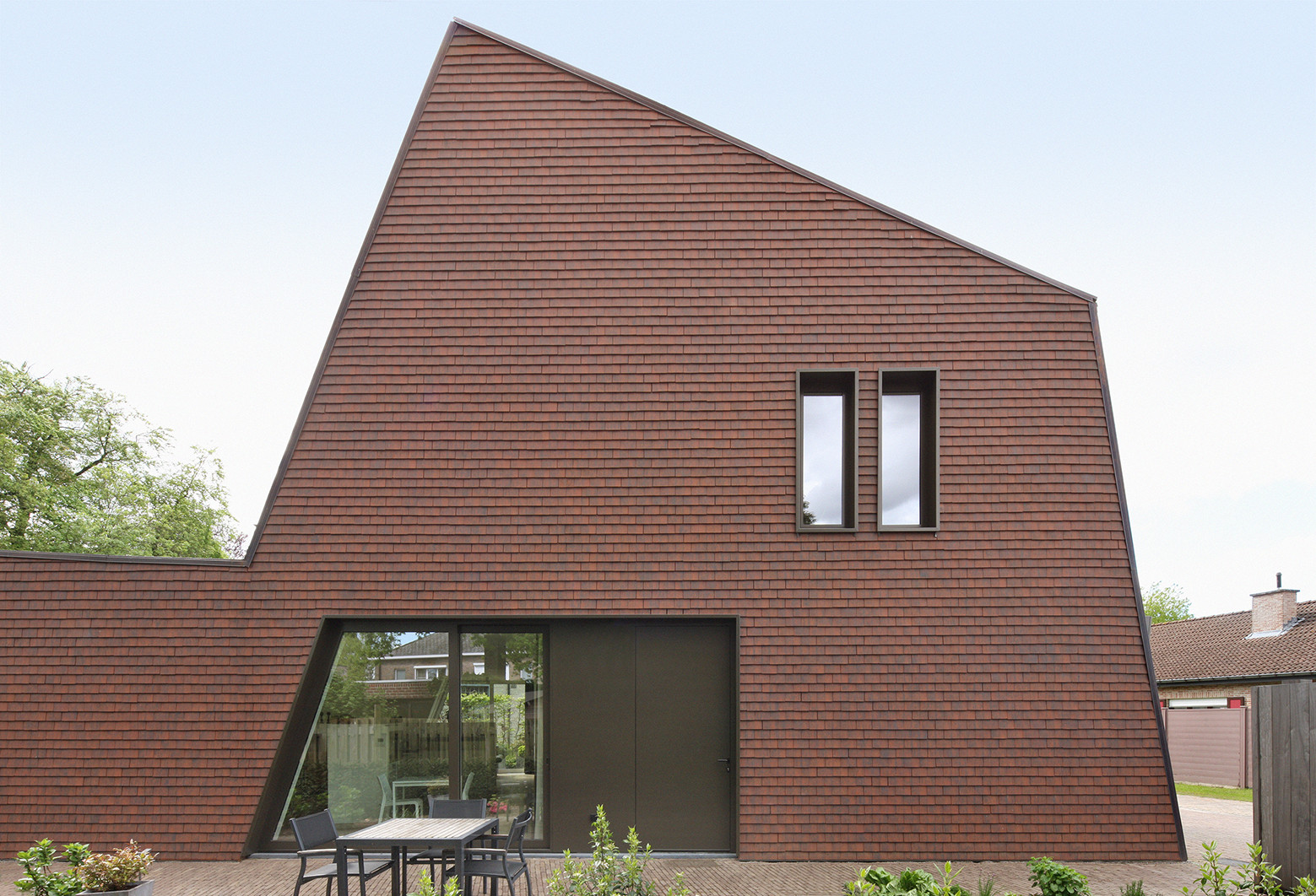 Villa Willemsdorp / Dieter De Vos Architecten - Plataforma Arquitectura