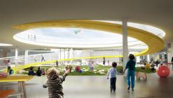 FP Arquitectura, primer lugar en concurso Ambientes de Aprendizaje del siglo XXI: Jardín Infantil Tibabuyes