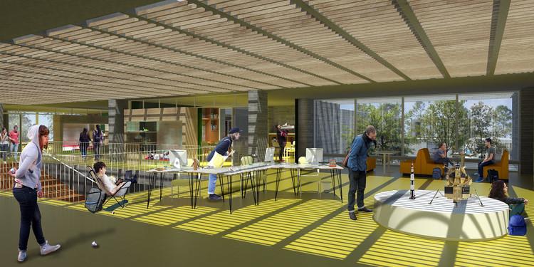 Fp arquitectura cuarto lugar en concurso ambientes de for Arquitectura para la educacion pdf