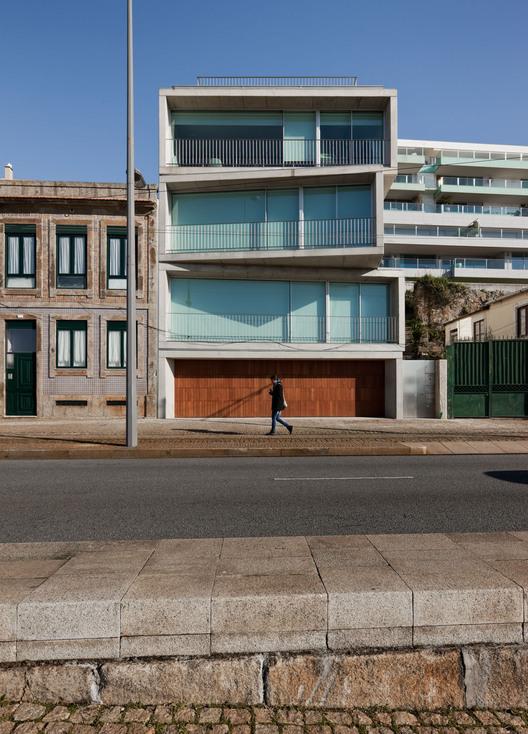 Edificio Cantareira / Eduardo Souto de Moura, © Luis Ferreira Alves