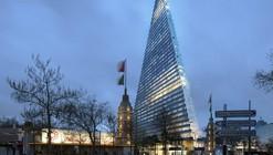 """Paris Approves Plans to Build Herzog & de Meuron's """"Triangle Tower"""""""
