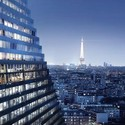 PARIS APPROVES PLANS TO BUILD HERZOG & DE MEURONS