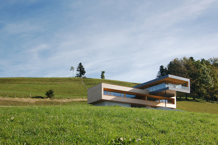 House Dornbirn / k_m architektur, Courtesy of k_m architektur