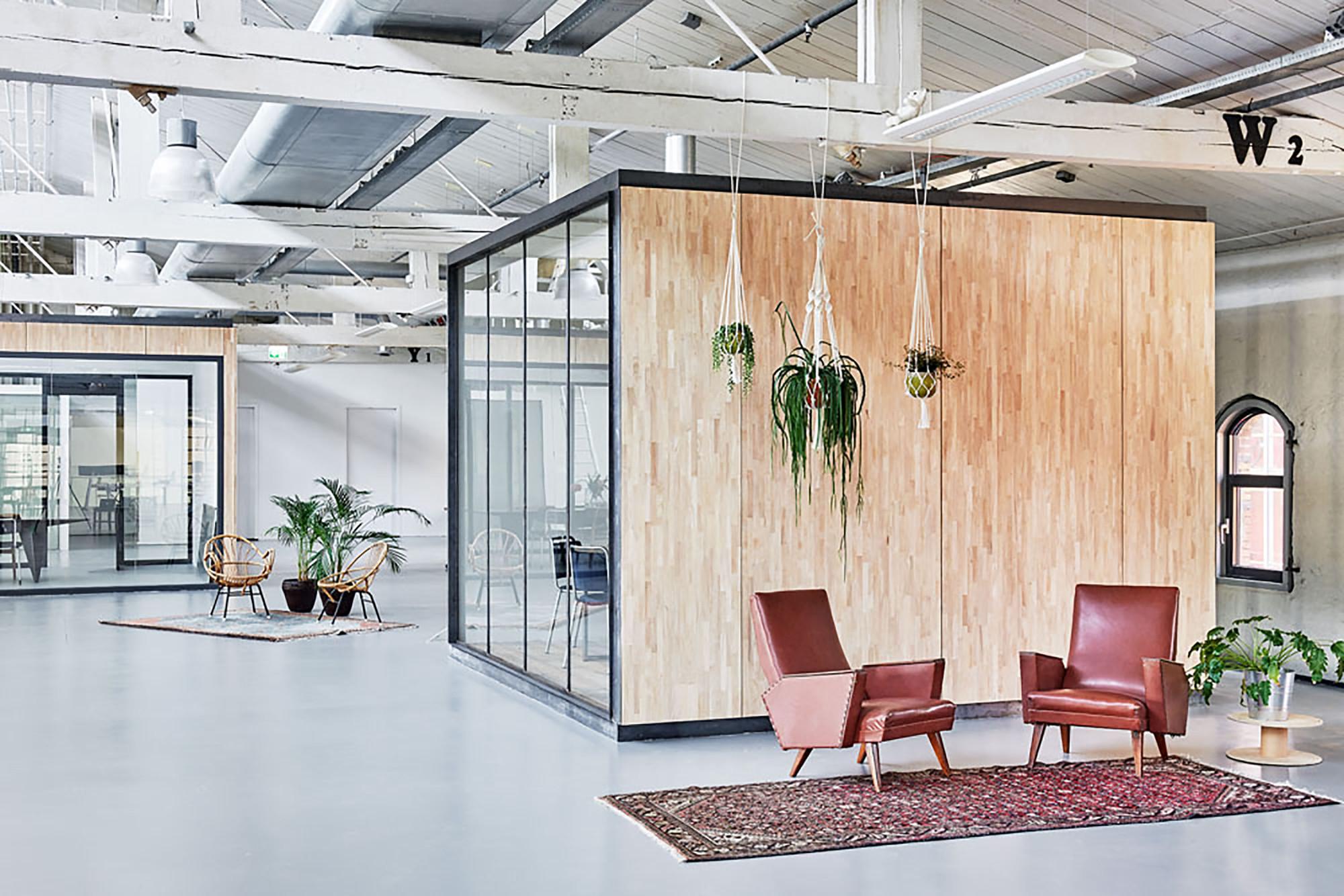 Fairphone Head Office In Amsterdam Melinda Delst Interior Design