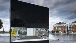 5CUBE Energy Pavilion / de Siún Scullion Architects