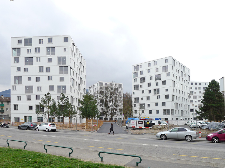 La Fontenette Social Housing / frundgallina, Courtesy of frundgallina