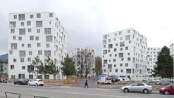 La Fontenette Social Housing / frundgallina
