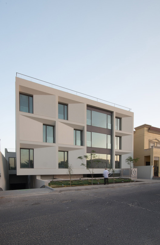 Núcleo Verde / AGi architects, © Juan Roldán