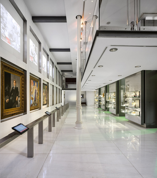 Museu da Presidência da República de Portugal / RBD.APP- Arquitectos, © Fernando Guerra | FG+SG