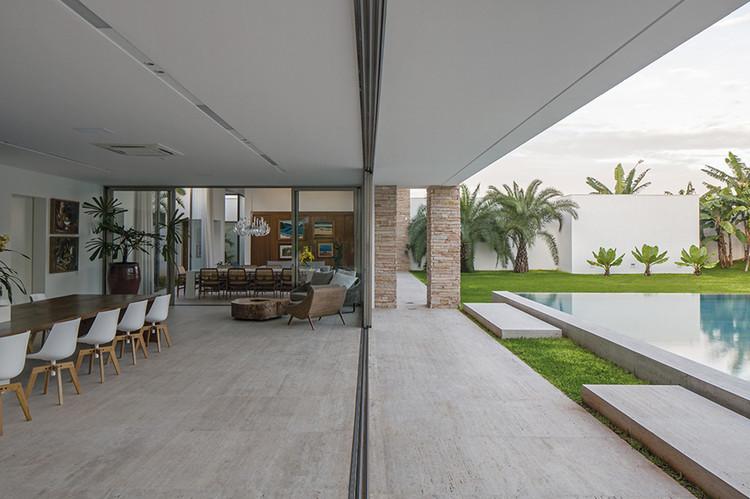 Casa TB / AGUIRRE ARQUITETURA, © Leonardo Finotti
