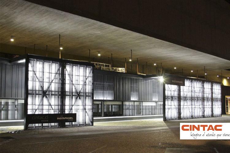 Cintac en Plataforma Arquitectura, http://www.plataformaarquitectura.cl/catalog/cl/companies/366/cintac