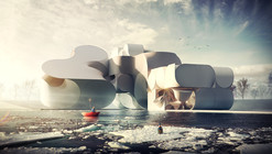 The Whole Building's a Stage in This Conceptual Cirque du Soleil Theatre Design