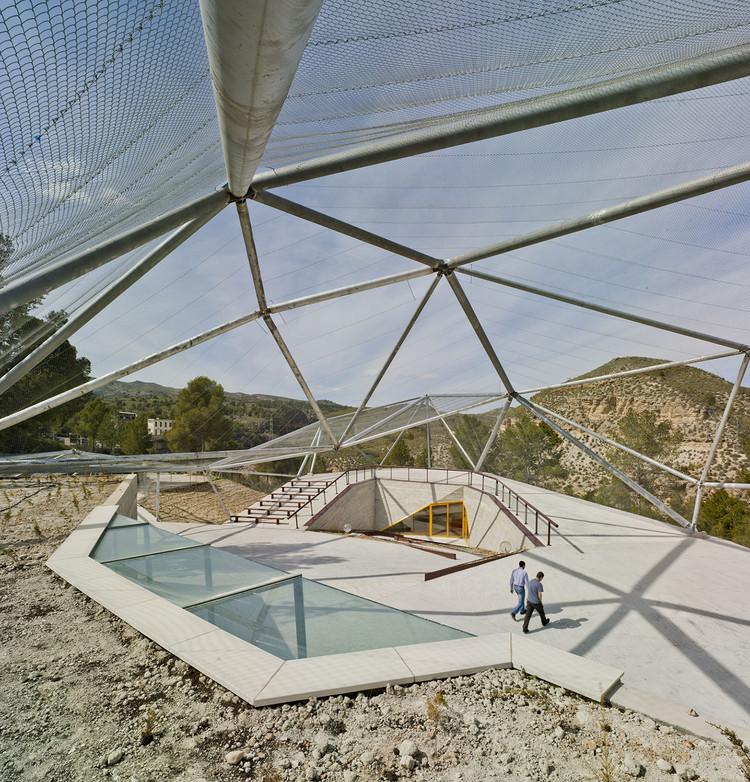 Centro de Interpretación del Cañón de Almadenes / Ad-hoc msl, © David Frutos Ruiz