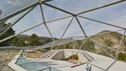 Centro de Interpretación del Cañón de Almadenes / Ad-hoc msl