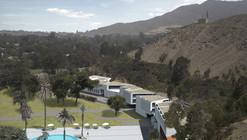 Llosa Cortegana Arquitectos, mención honrosa en concurso de nuevo edificio del Rinconada Country Club
