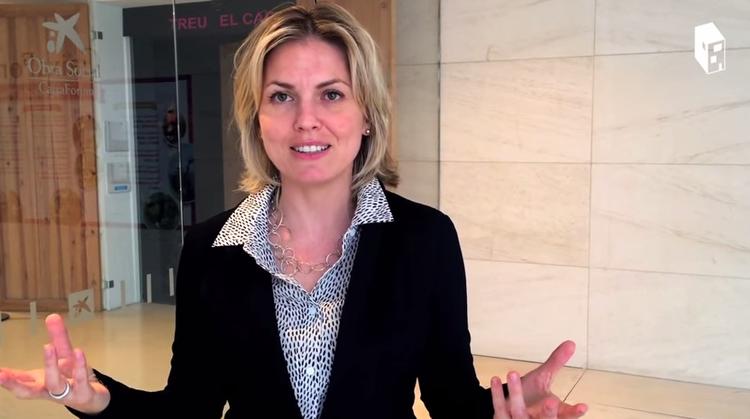 Entrevista: Giovanna Carnevali / Directora Fundación Mies van der Rohe