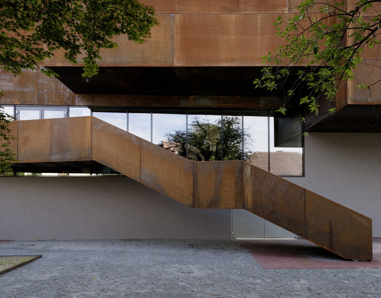 Centro Cultural Bad Radkersburg / Gangoly & Kristiner Architects