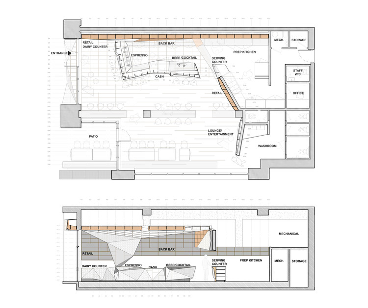 ODIN Bar & Café / Phaedrus Studio   ArchDaily