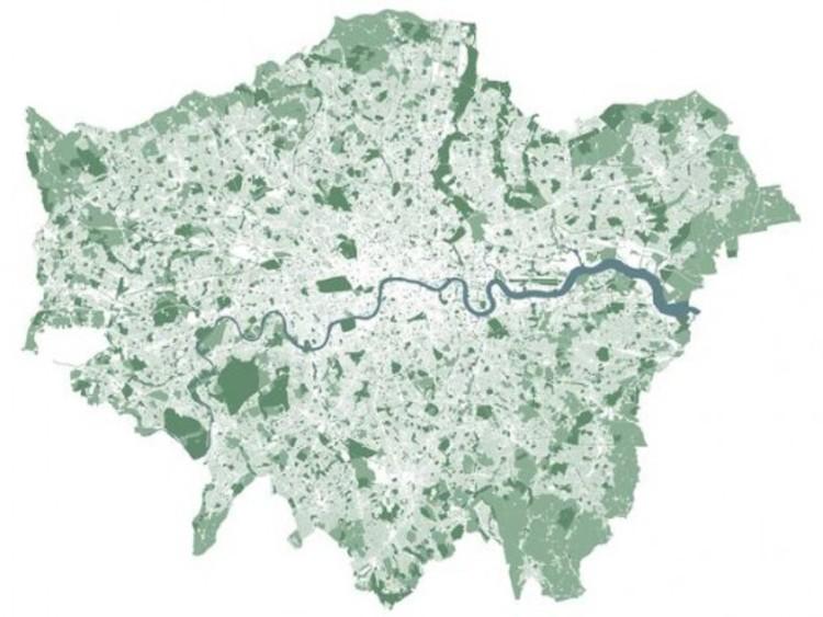 Asamblea de Londres apoya que la ciudad sea la primera del mundo en ser reconocida como Parque Nacional, Londres, Reino Unido. © Greater London National Park
