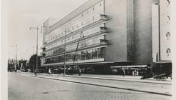 """City of Light"": The Story of Willem Dudok's De Bijenkorf Rotterdam"