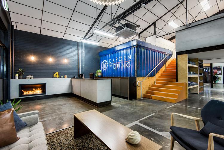 Office in Fremantle / Attic Salt, © Dion Robeson