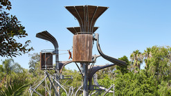 Exhibición Orang-utan en el Perth Zoo  / iredale pedersen hook architects