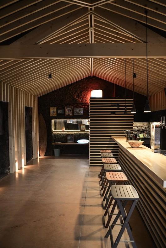 Remodelação de espaço para Bar / SUCRRE atelier, © Diogo Oliveira