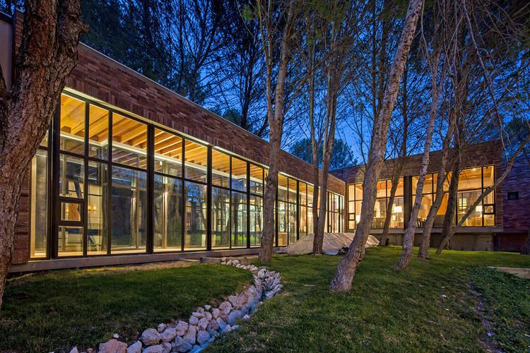 Casa Espiritual / PLADIS Arquitectos, © Jorge Taboada
