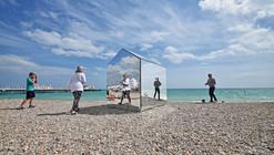 Cabana Espelhada na Praia / ECE Architecture + Creative Forager