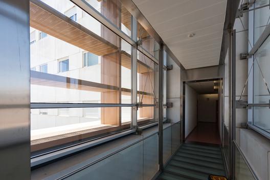 Galeria De En Detalle Rehabilitacion Energetica De Fachada En La