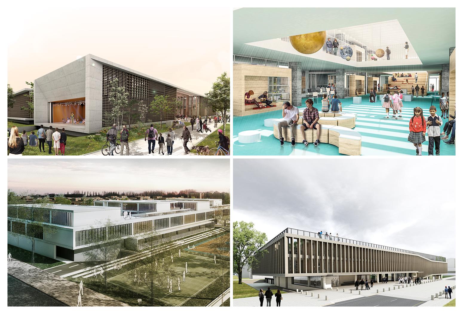 Conoce todos los proyectos premiados en 39 ambientes de for Arquitectura de proyectos