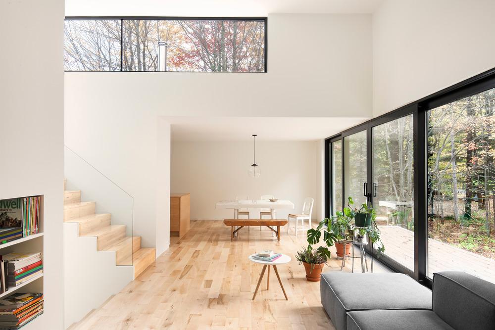 Maison terrebonne la shed architecture plataforma - Maison architecture contemporaine grupo arquitectura ...