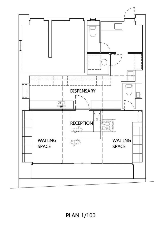 Pharmacy design floor plans for Pharmacy floor plan