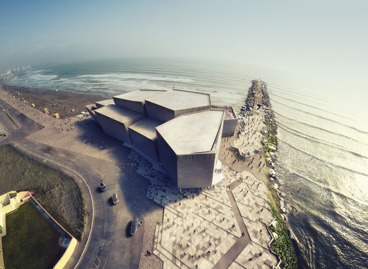 Rojkind Arquitectos' Foro Boca Breaks Ground in Mexico, Courtesy of Rojkind Arquitectos