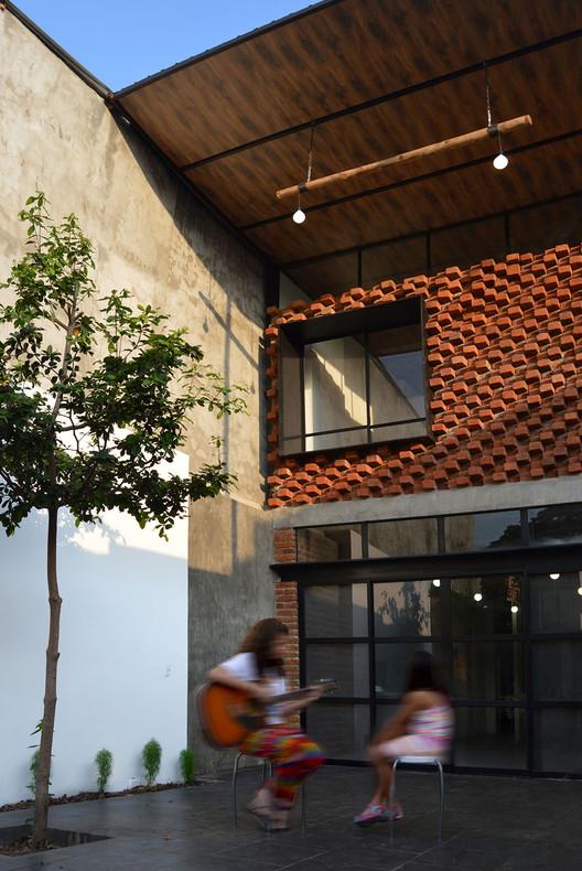 El Tallercito / Natura Futura Arquitectura