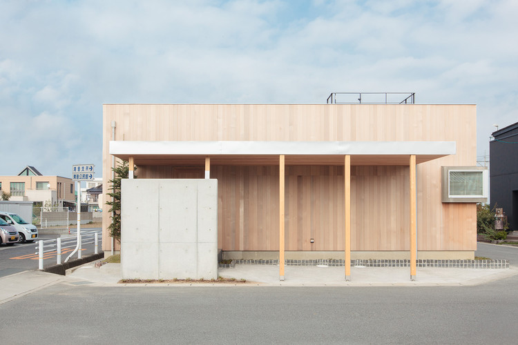 House in Kiyone / Tomoyuki Uchida, © Masatoshi Kaga