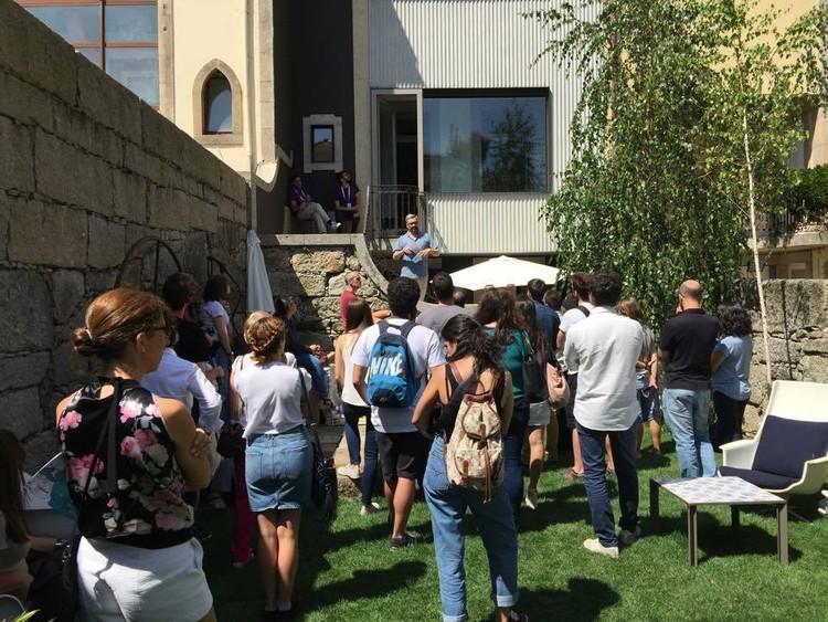 Open House Porto conta com mais de 10 mil visitantes em sua edição de estreia, Primeira edição do Open House Porto. Image Cortesia de Nuno Sampaio
