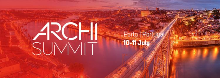Inscrições abertas para o primeiro Archi Summit Portugal, via Archi Summit Portugal