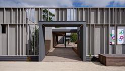Brompton Pavilion / Craig Tan Architects