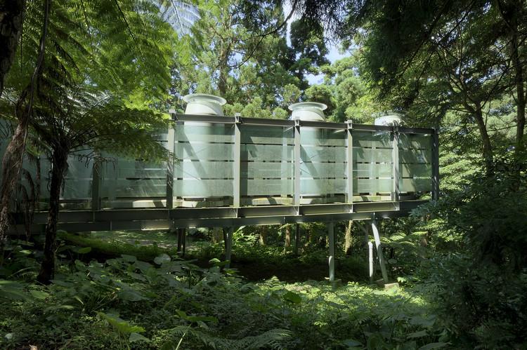 Mt Tung-Yen Public Toilet / AMBi Studio, © Te-Fan Wang