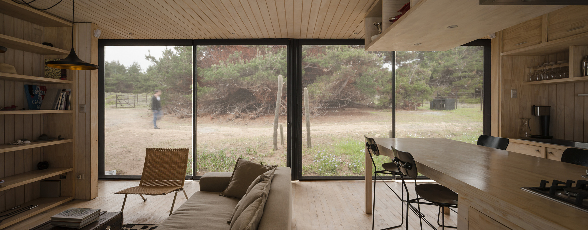Gallery Of Remote House Felipe Assadi 7