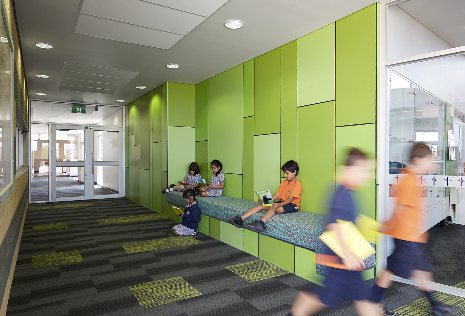 Modern Classroom Building : Gallery of our lady the southern cross primary school